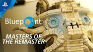 Masters of the Remaster Inside Bluepoint Games Shadow of the Colossus for PS4