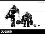 Wander and the Colossus W2