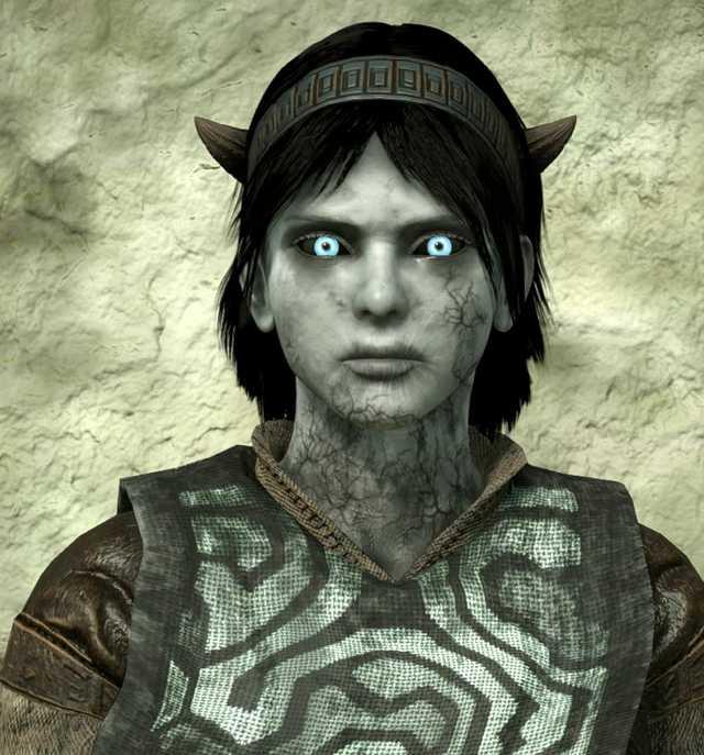 Cursed Wander Skin