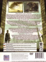 Shadow and the Colossus Collector Back