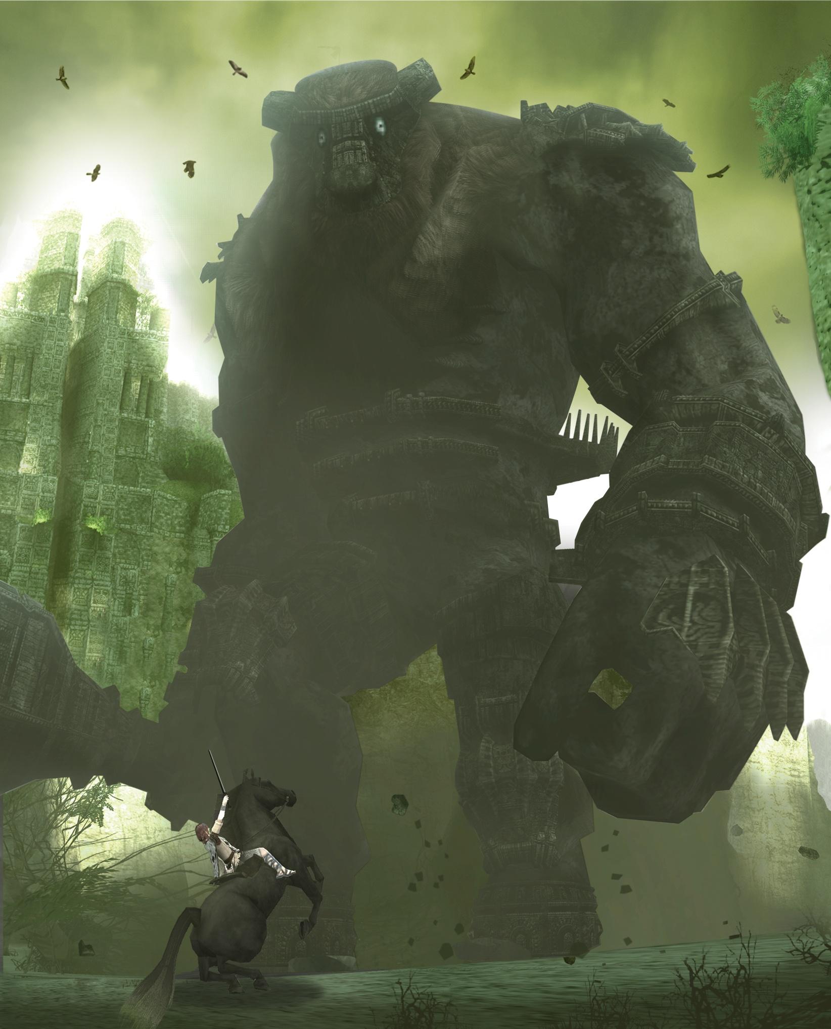 Shadow of the Colossus | Team Ico Wiki | Fandom