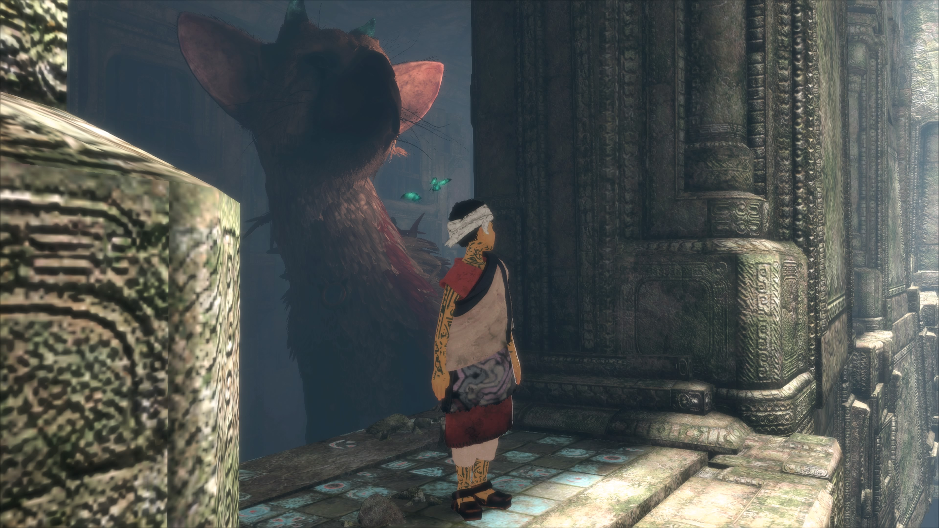 Costumes (The Last Guardian)