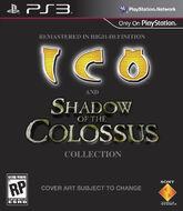 Ico SotC Temp Cover
