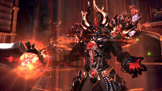 Dakuryon as last boss in Shadow Sanguinary promo