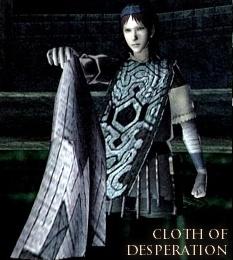 Cloth of Desperation