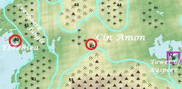 Region around 42