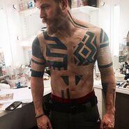 Taboo-BTS-Tom-Hardy-Tribal-Tattoo-Colored