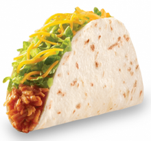 Taco Bell Chicken Soft Taco 829394.png