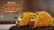 Epic Line – Toasted Cheddar Chalupa (Commercial) Taco Bell