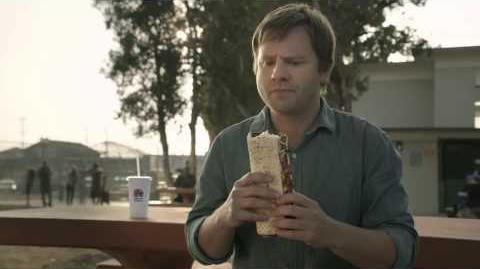 """""""Hurricane Doug"""" 2013 Taco Bell Triple Steak Stack Commercial"""