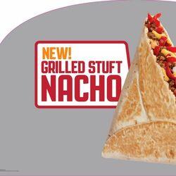 Grilled Stuft Nacho