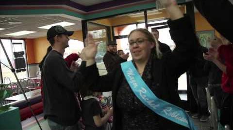 """Cool Ranch® Doritos Locos Tacos Taco Bell Celebrates its """"Mayor"""""""