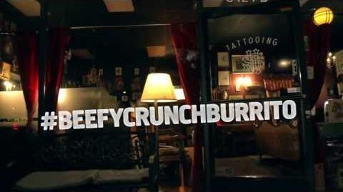 Justin Proves His Obsession With The Beefy Crunch Burrito From Taco Bell
