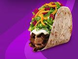 Grilled Steak Soft Taco