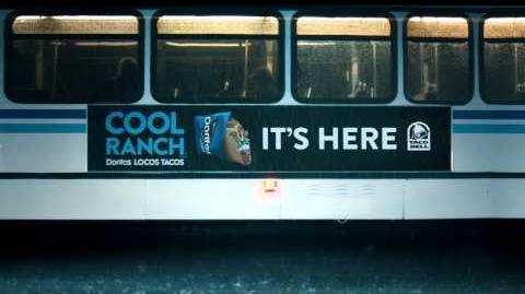 """""""Hola"""" 2013 Taco Bell Cool Ranch® Doritos Locos Tacos Commercial"""