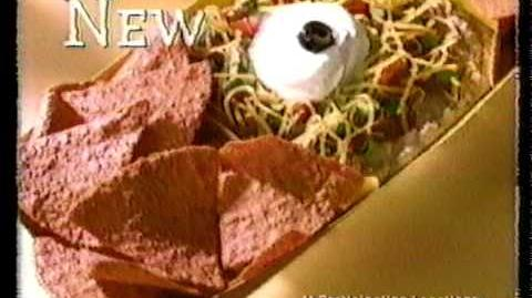 """1994 Taco Bell """"Extremes"""""""