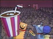 Nacho & Dog At The Movies