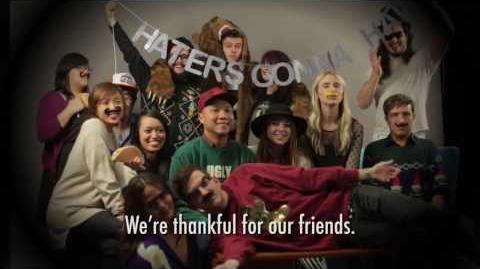 """""""Friendsgiving"""" Taco Bell® Meet Up"""