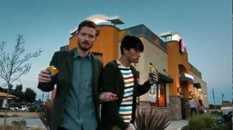 """""""Duh"""" 2013 Taco Bell Cool Ranch® Doritos Locos Tacos Commercial"""
