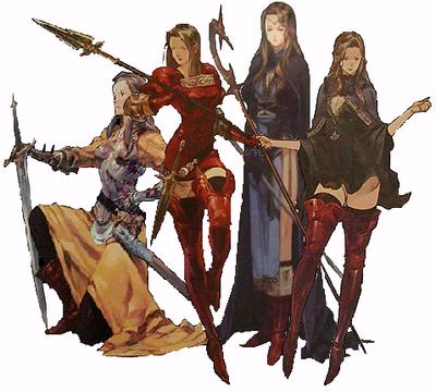 The Phoraena Sisters