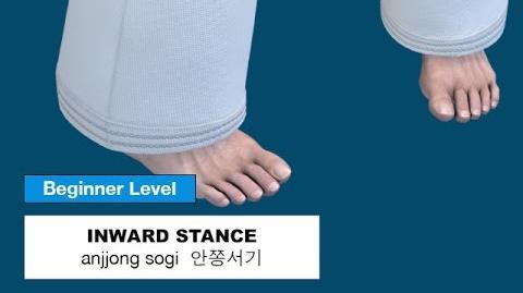 Inward Stance