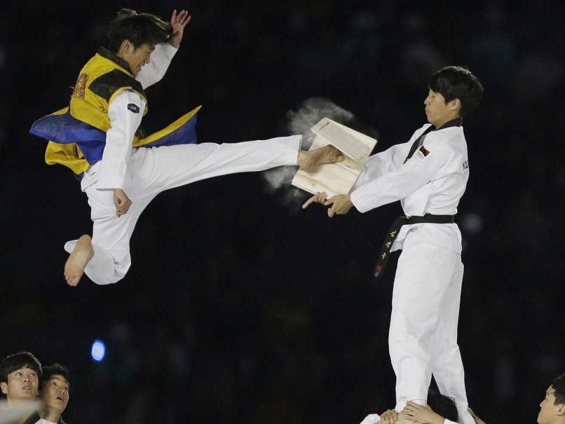 Kukkiwon Taekwondo Demonstration Team