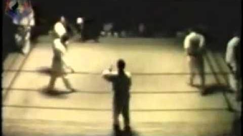 Chuck Norris vs. Allen Steen - Grand-Champion Final Match (International 1966)