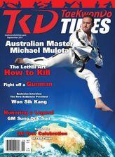 Taekwondo Times cover Muleta.jpg