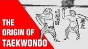 The_Origin_of_Taekwondo_ART_OF_ONE_DOJO