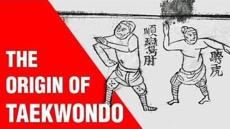 The_Origin_of_Taekwondo_ART_OF_ONE_DOJO