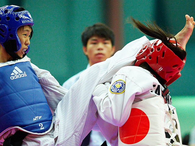 Photos of Hong Kong Taekwondo