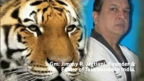 HISTORY OF TAEKWONDO IN INDIA BY GM. JIMMY R. JAGTIANI, FATHER OF TAEKWONDO IN INDIA. 5