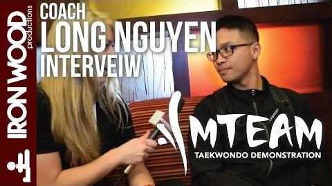 """""""The Story of Team-M Taekwondo"""" Coach Long Nguyen Interview The Garage, TKD Philosophy & more!"""