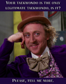Willy Wonka TKD