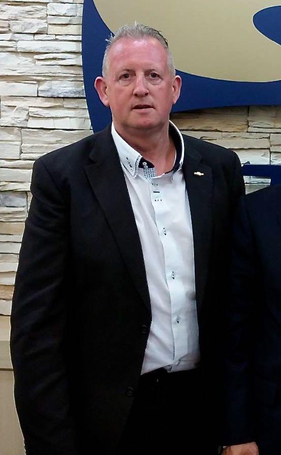 Nigel Hudson
