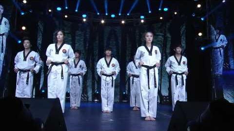 Taekwonmu