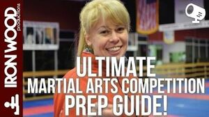 The_ULTIMATE_Competition_Prep_Guide!_Martial_Arts