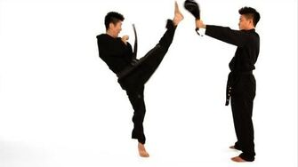 How_to_Do_a_Jump_Front_Kick_Taekwondo_Training