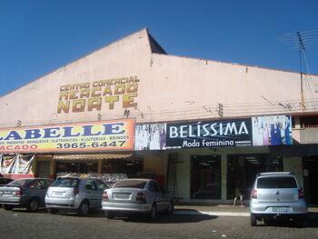 Centro Comercial Mercado Norte
