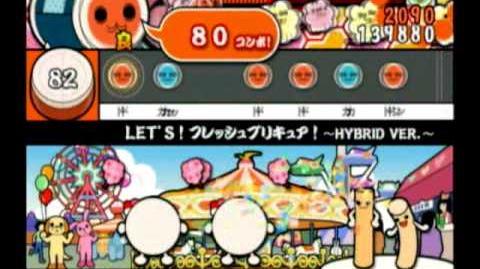 Let's! フレッシュプリキュア! (Wii2)