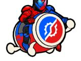 Kamen Rider Build (Costume)