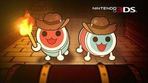 Taiko no Tatsujin 3DS3 TVCM1