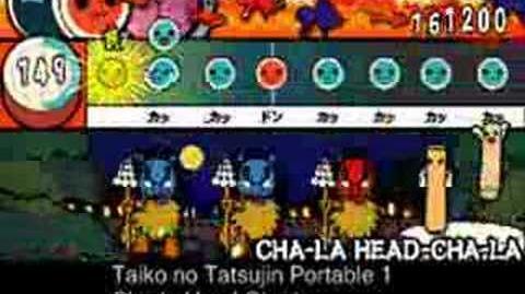 CHA-LA HEAD-CHA-LA