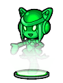 STA Idolgram Green