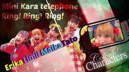 《歌ってみた》【Colorful Characters からミニキャラ。 】「ミニキャラ。テレフォン!リンリンリン 」