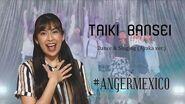 Ayaka chantant et dansant sur Taiki Bansei