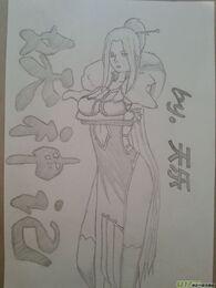 Shen Xiu fan art2