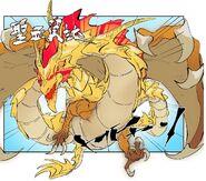 Bloodwing Saint Jiao-dragon 1