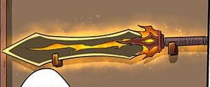 Wrath of Inflammation Sword