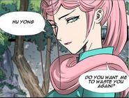 Long Luyin threatening